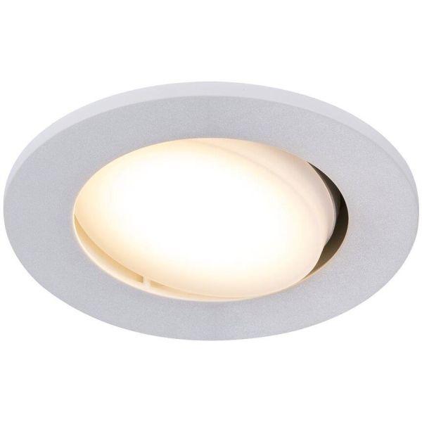 Nordlux LEONIS 49150101 Kohdevalaisin 3x4,5W LED, IP23, 2700K valkoinen