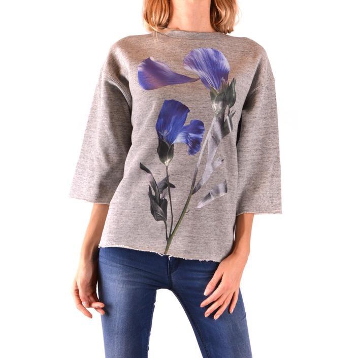 Golden Goose Women's Sweatshirt Grey 164236 - grey S