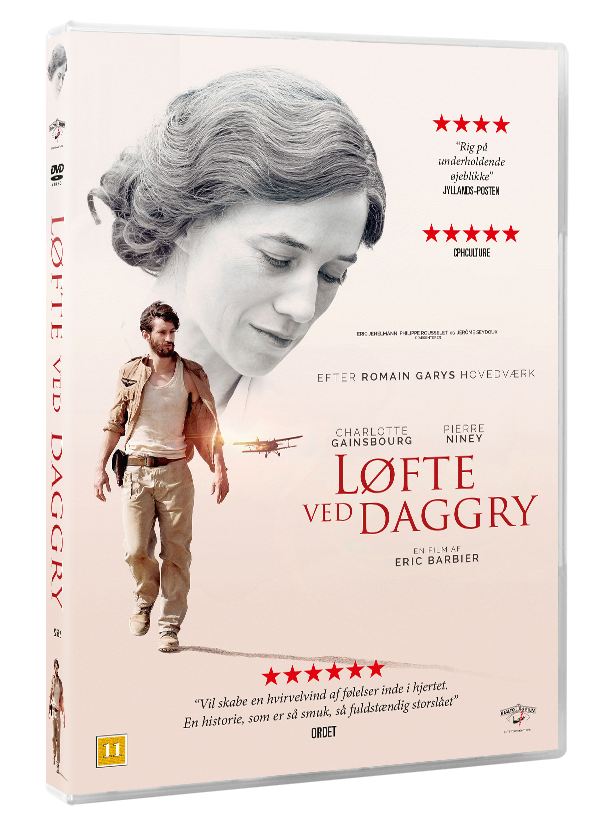 Løfte Ved Daggry - DVD