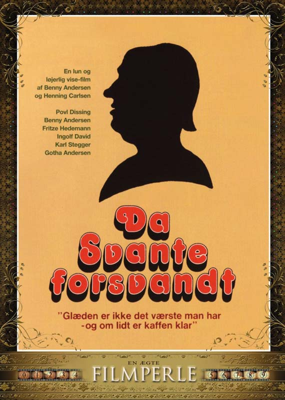 Da Svante forsvandt - DVD