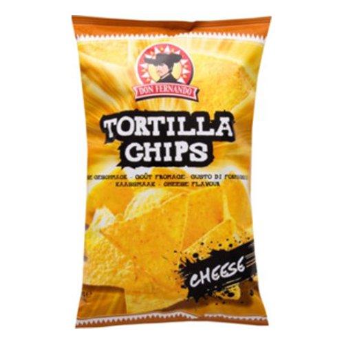 Tortilla Chips Cheese - 200 gram