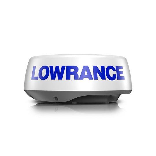 Lowrance HALO-20 radar