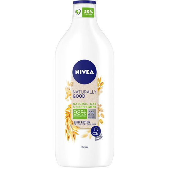 Naturally Good, 350 ml Nivea Vartaloemulsiot