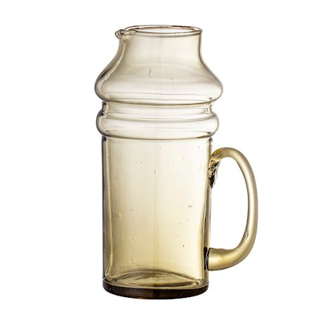 Casie Kanne Brun Gjenvunnet Glass