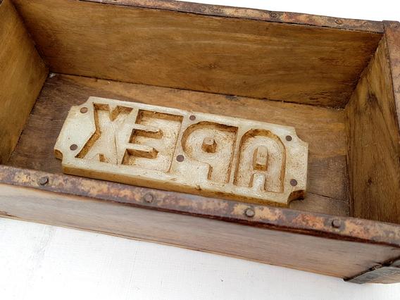 Storage Boxes - Old Brick Moulds Medium