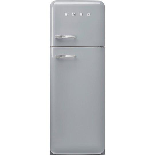 Smeg FAB30RSV5 Kylskåp/frys silver