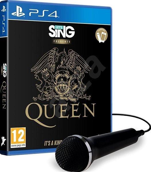 Let's Sing: Queen (Single Mic Bundle)