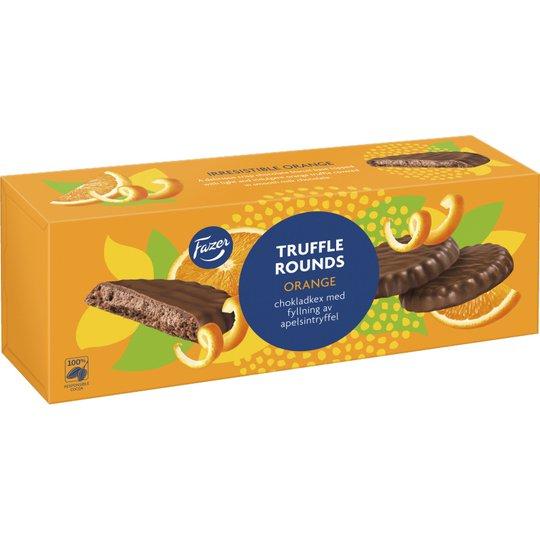 Truffle Rounds Orange - 33% rabatt