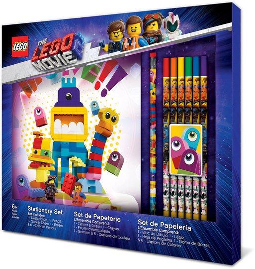 LEGO DUPLO Skrivesett Med Tilbehør