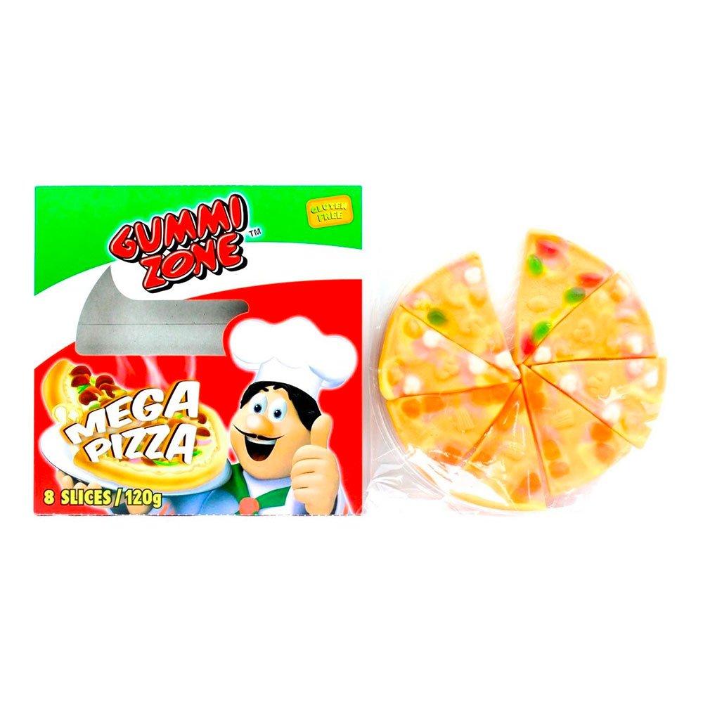 Mega Pizza Godis - 120 gram
