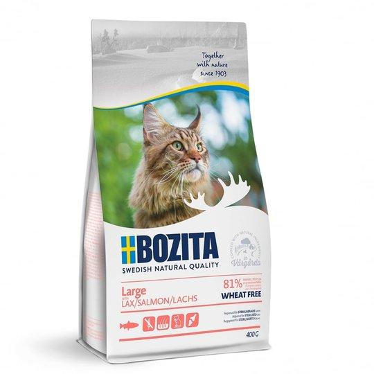 Bozita Large Wheat Free Salmon (400 g)