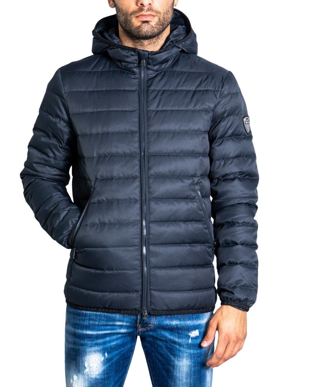 Ea7 Men's Jacket Green 322141 - blue S