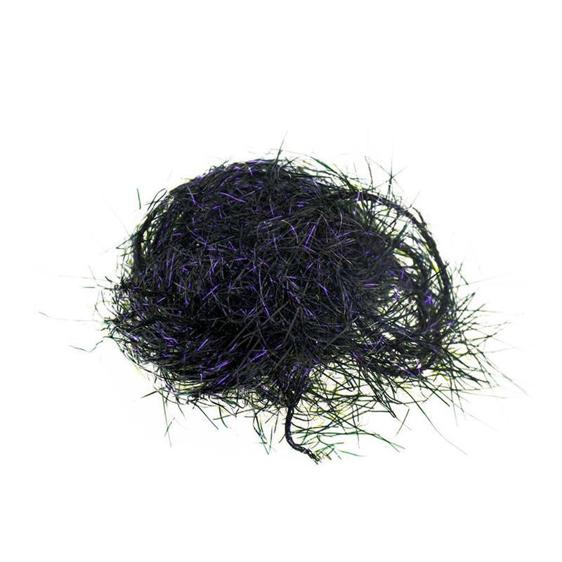 Polar Chenille - Black The Fly Co.