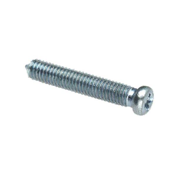 ASSA 461726800057 Sylinderskrue med midje, forsinket 28 mm