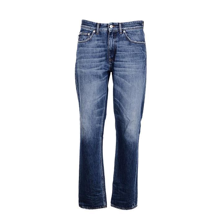 Love Moschino Men's Jeans Blue 178410 - blue 46