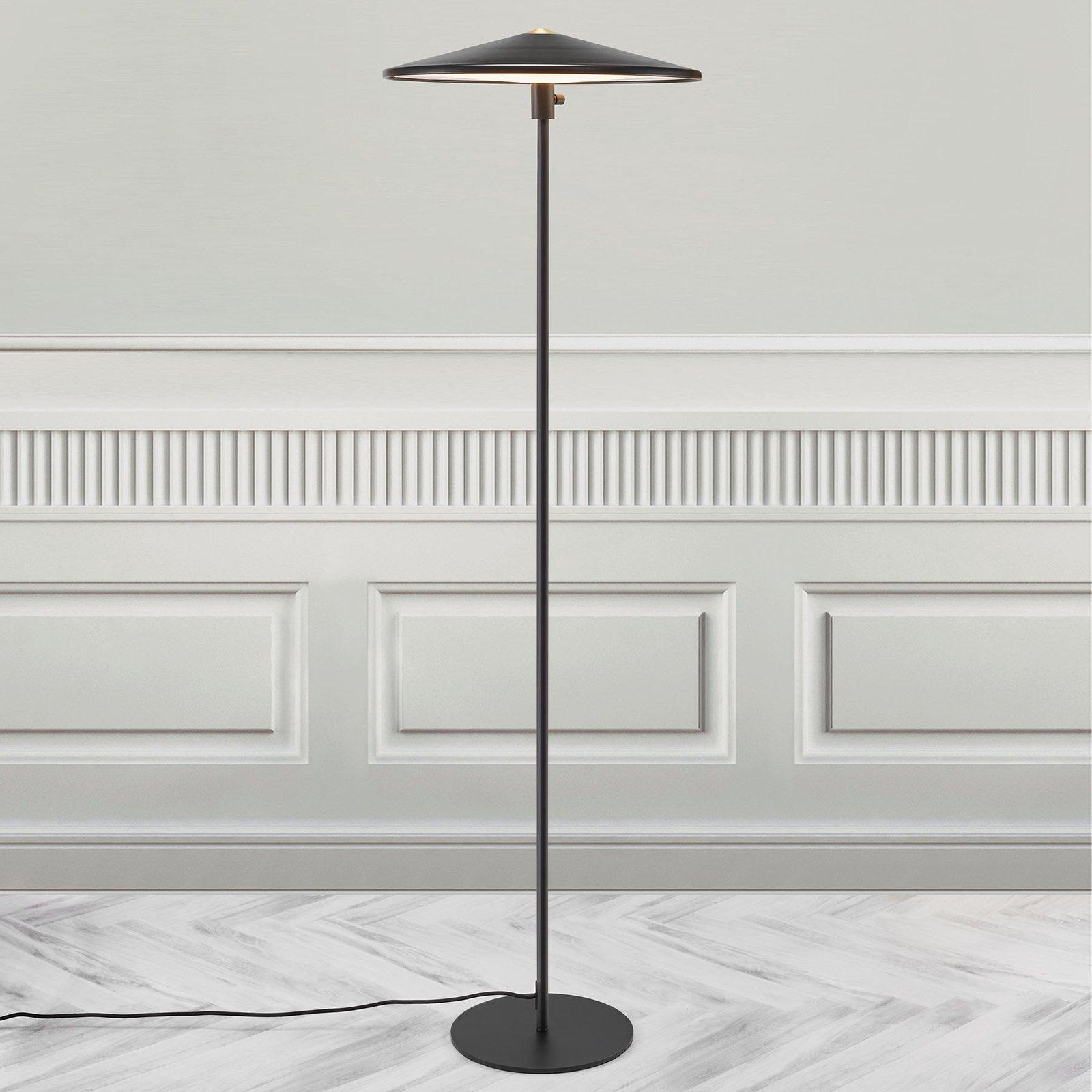 LED-gulvlampe Balance, integrert dimmer