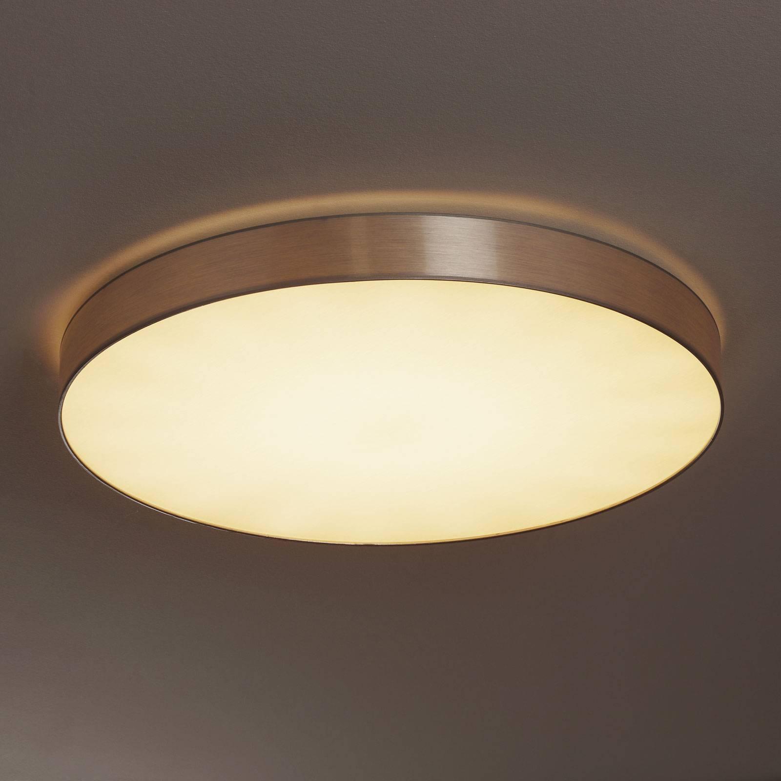 Pyöreä LED-kattovalaisin Aurelia himmennyksellä