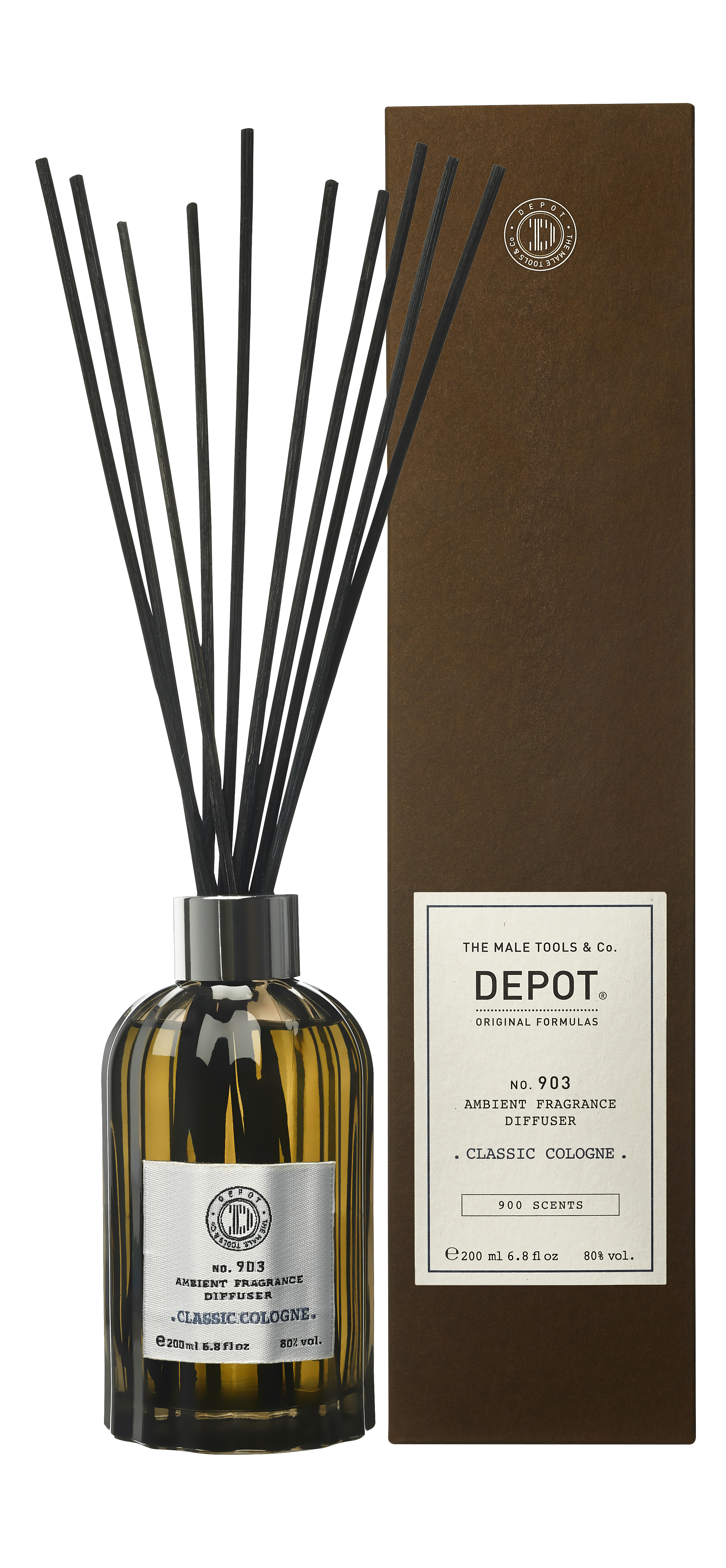Depot - No. 903 Ambient Fragrance Diffuser - Classic Cologne