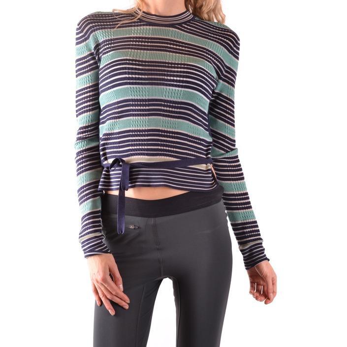 Fendi Women's Sweater Green 187135 - green 42