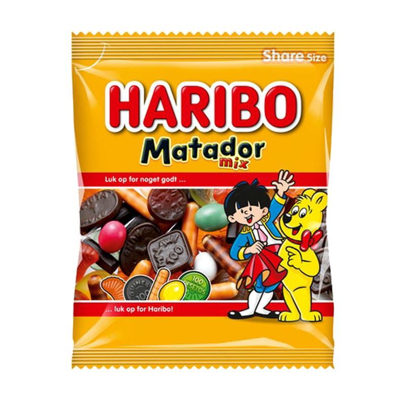 Karkkipussi Matador Mix - 31% alennus