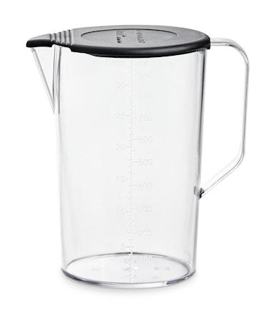 Behållare med lock 1000 ml