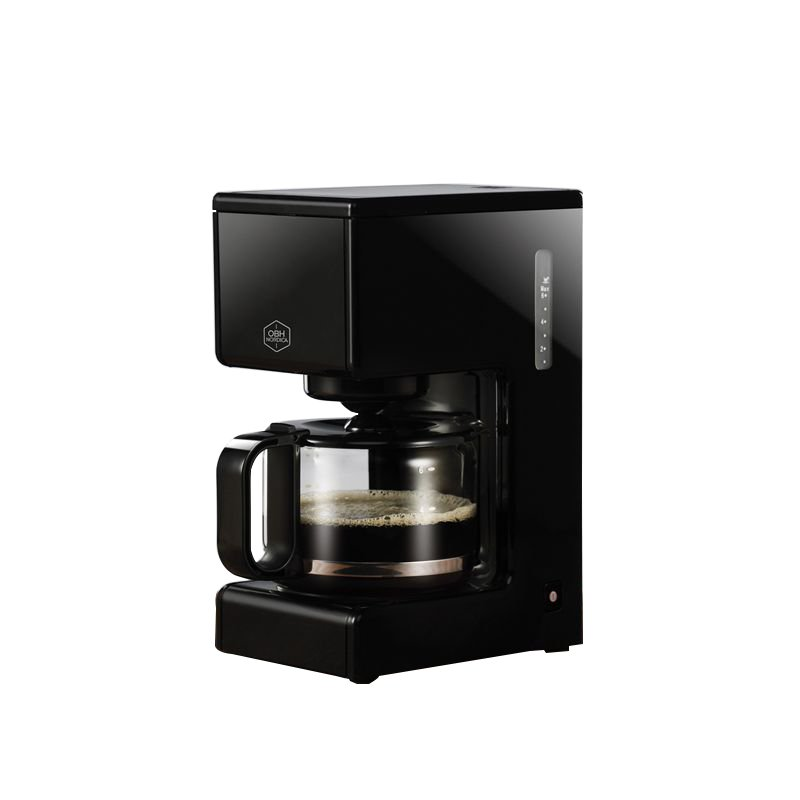 OBH Nordica - Coffee Box Coffee Maker - Black (2373)
