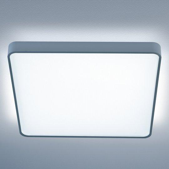 Nelikulmainen kattovalaisin LED Caleo-X2 uw 90 cm