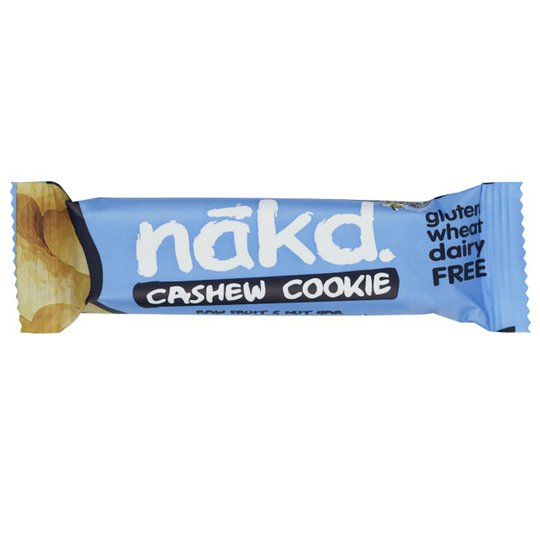 Pähkinäpatukka Cashew Cookie - 28% alennus