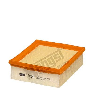 Ilmansuodatin HENGST FILTER E1225L