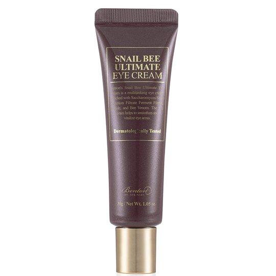 Snail Bee Ultimate Eye Cream, 30 g Benton Silmät