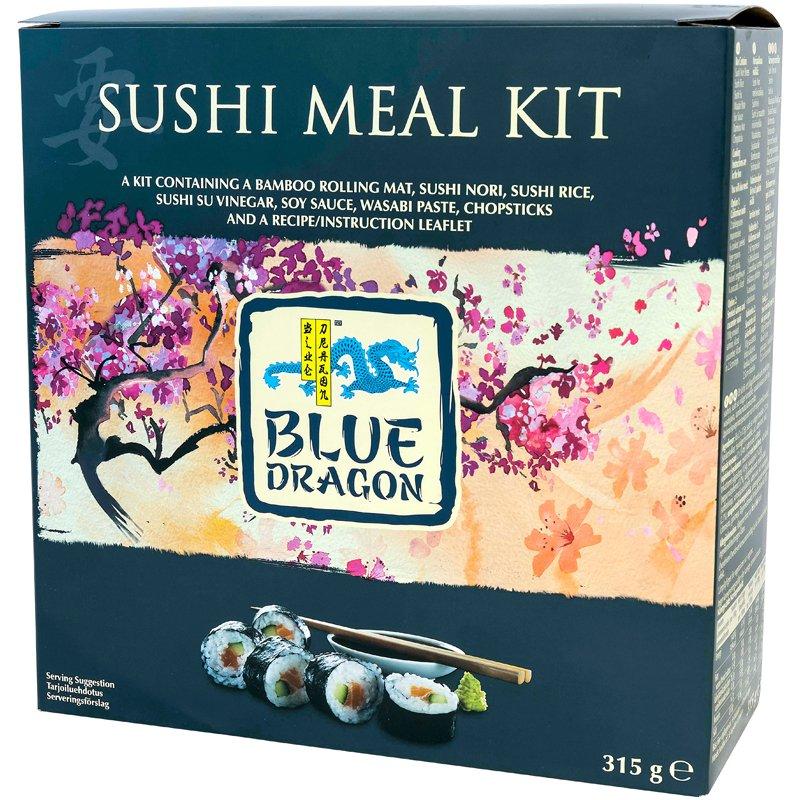 Sushi Meal Kit Ateriapakkaus - 37% alennus