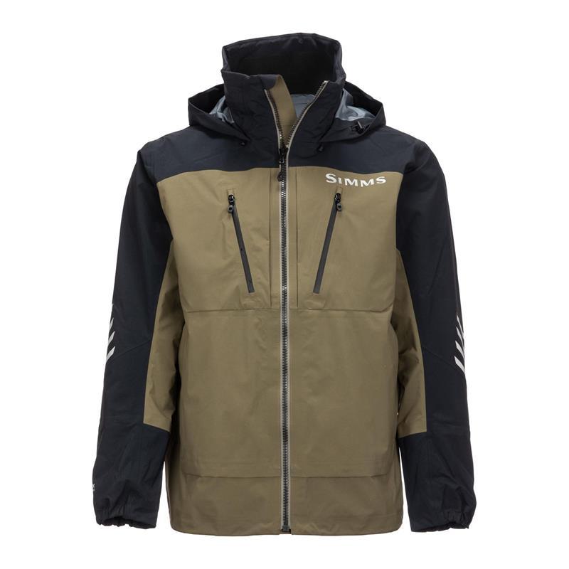 Simms ProDry Jacket M Dark Stone