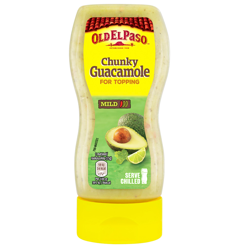 Guacamole Salsa - 25% rabatt