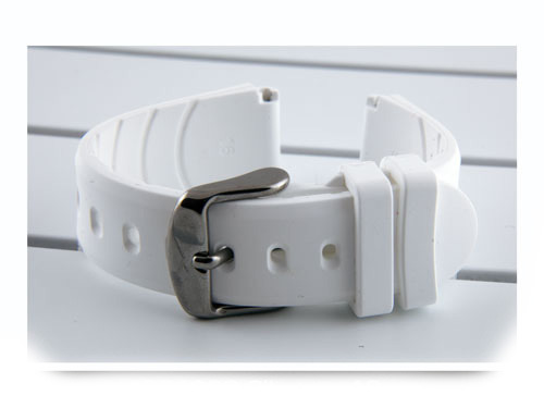 GUL Silicone 18mm - White 4461002