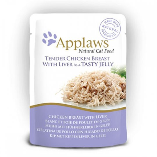 Applaws Cat Chicken & Liver