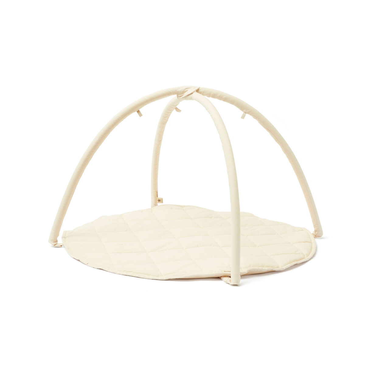 Kids Concept - Babygym textile off white (1000491)