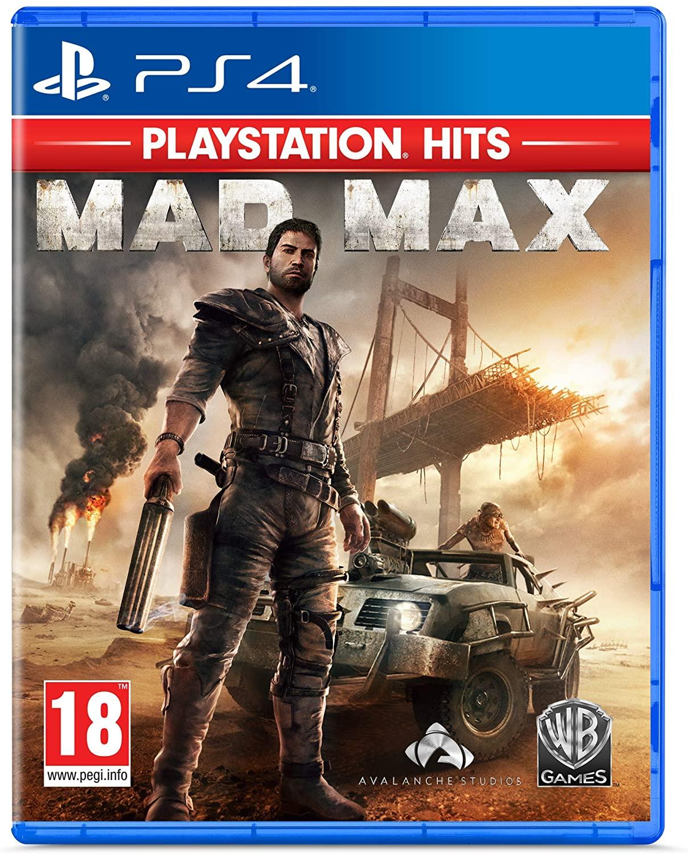 Mad Max (Playstation Hits)