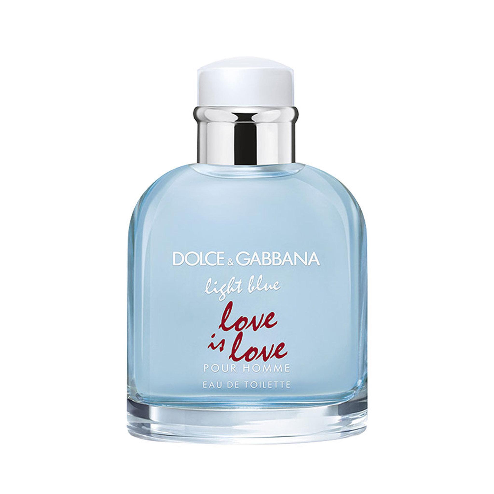 Light Blue Pour Homme Love Is Love EdT