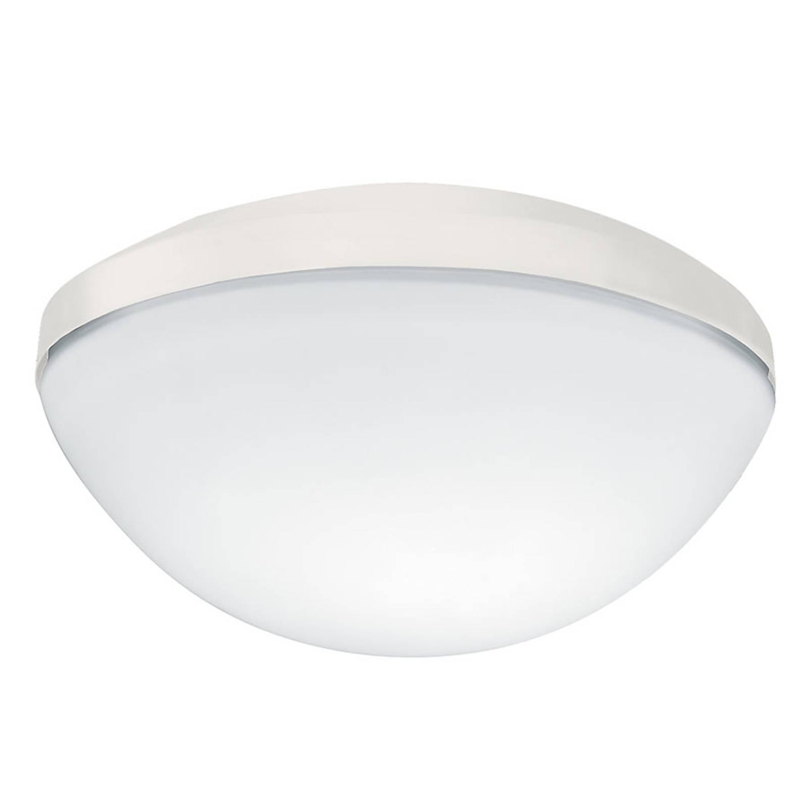 Hunter Contemporary -lamppu tuulettimiin valkoinen