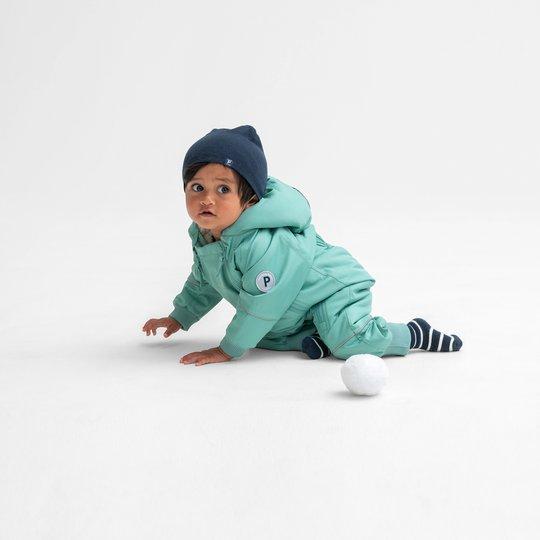 Funksjonsdress baby grønn