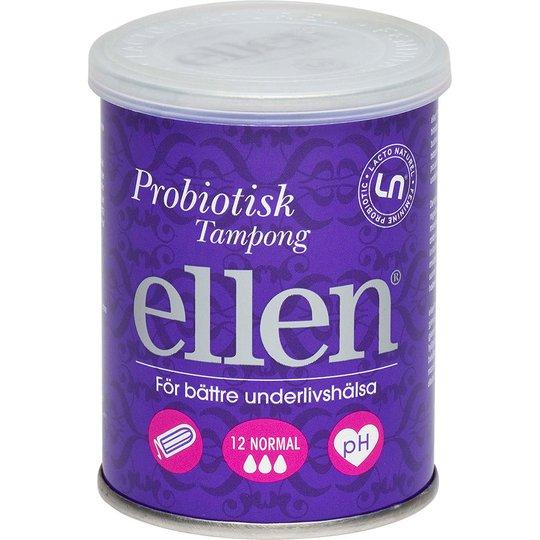 Probiotisk Tampong, Ellen Kuukautissuojat