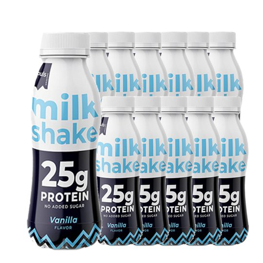 Proteiinijuomat Vanilja 12kpl - 65% alennus