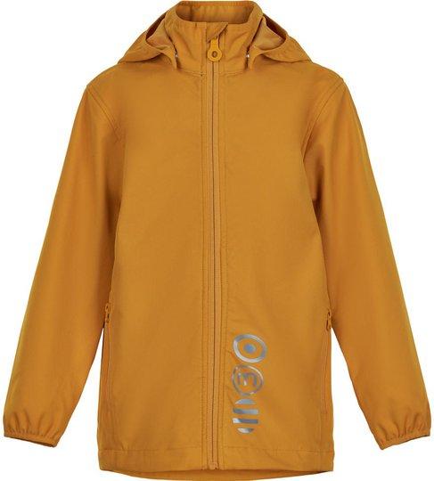 Minymo Softshelljakke, Golden Orange, 104