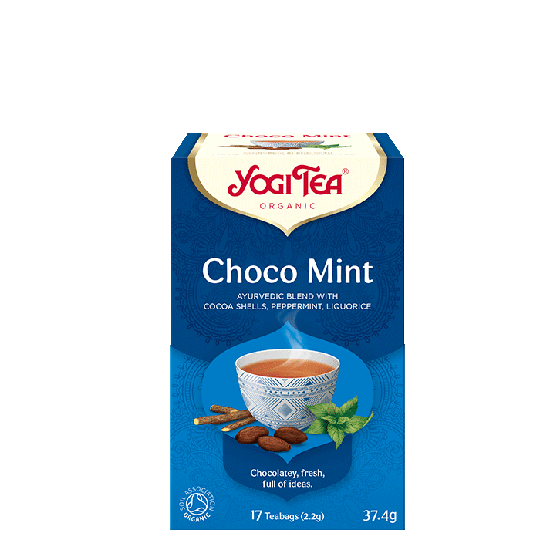 Choco Mint, 17 tepåsar