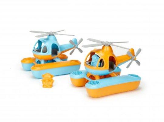 Green Toys Sjøhelikopter