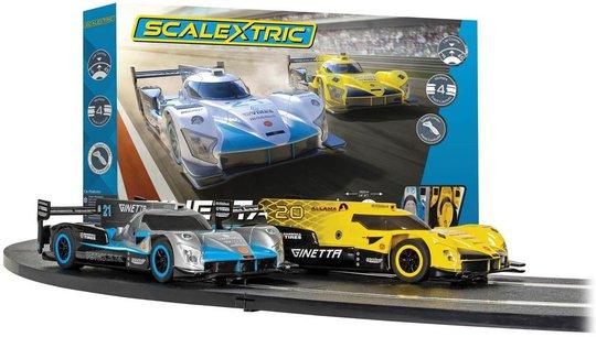 Scalextric Racerbane Ginetta Racers Set
