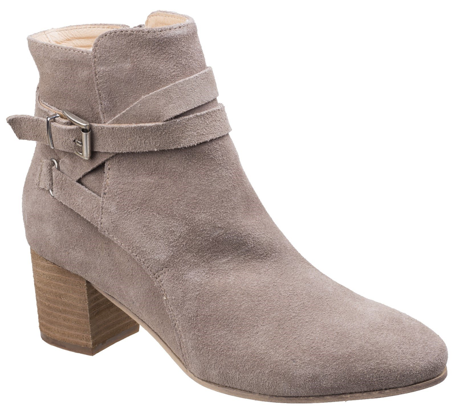 Divaz Women's Arianna Ankle Boot Brown 26322-43943 - Taupe 3