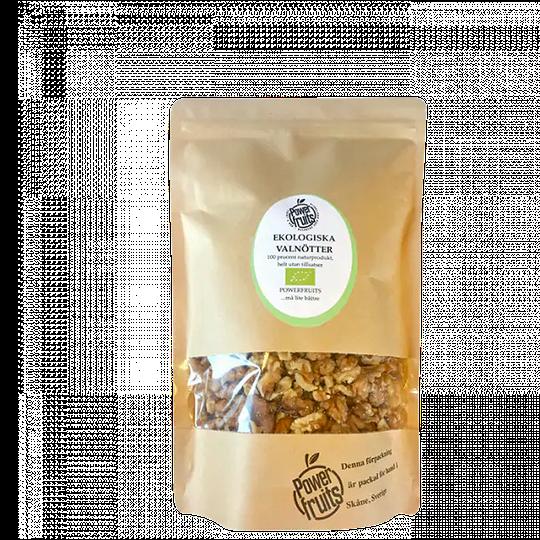 Ekologiska Valnötter, 500 g