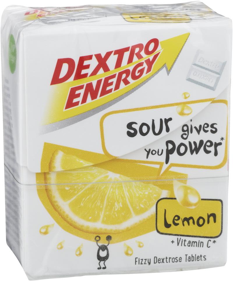 Energitabletter Citron - 22% rabatt