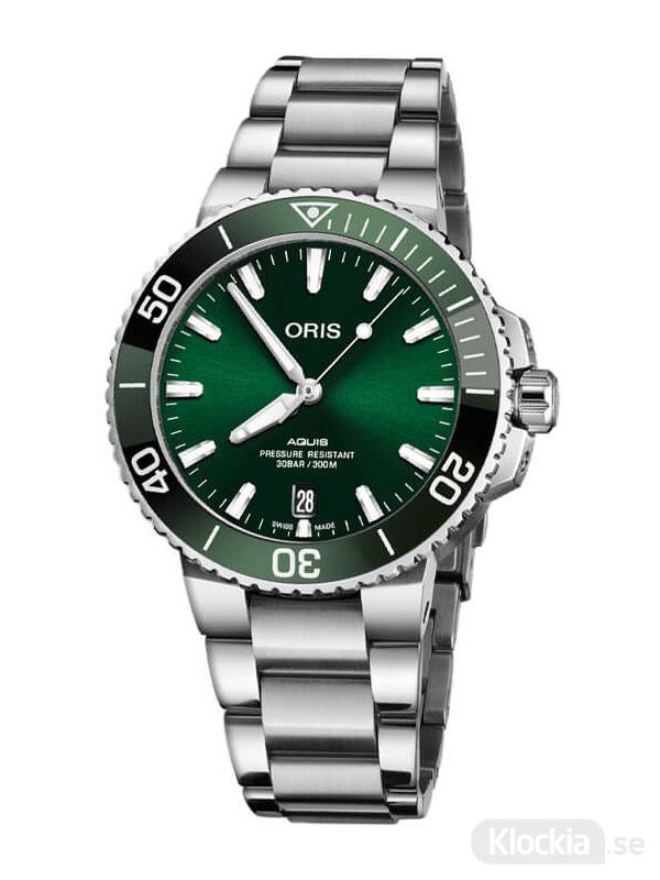 ORIS Aquis Date 39,5mm 733-7732-4157-07-8-21-05PEB